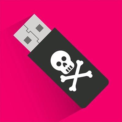 USB PC Killer Terrorizes Private College
