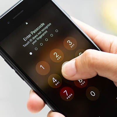 Tip of the Week: Smartphones Security Tips